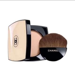 Chanel 香奈兒新款蜜粉餅 LES BEIGES Healthy Glow Sheer Powder
