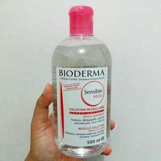 Jual Bioderma Sensibio (Brand New bukan Preloved)  Only size 500ml
