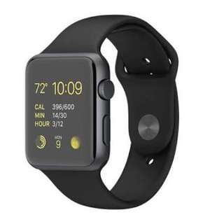 Apple Watch Sport   SEALED   Space Gray