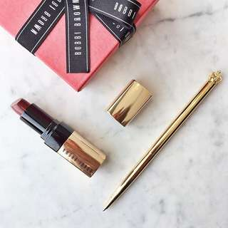 代購 BOBBI BROWN - 金緻奢華唇膏 Luxe Lip Color