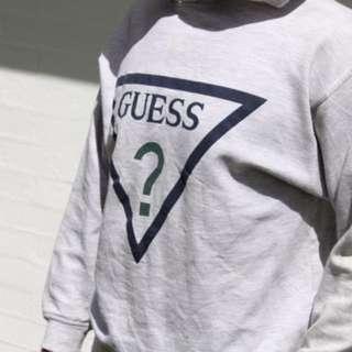Vintage Guess Hoodie