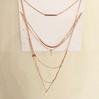 Colette Hayman Layered Necklaces