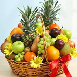 Fruits And Fruit Arrangement