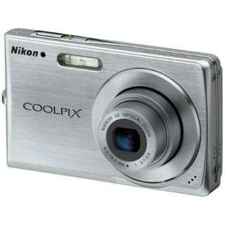大出清Nikon COOLPIX S200