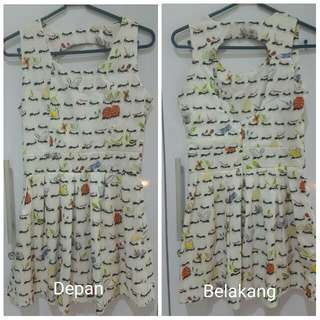 Antz Dress