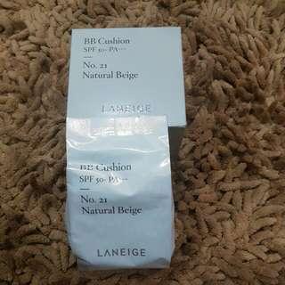 Laneige BB cushion reffil