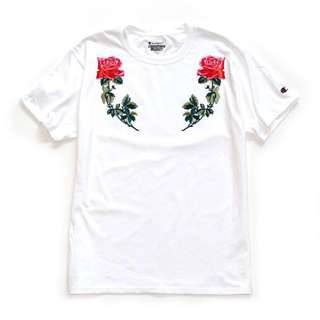 Champion X Chinatown Market Rose T-shirt