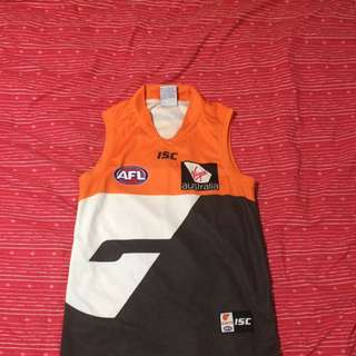 2015 GWS Giants ISC Jeraey