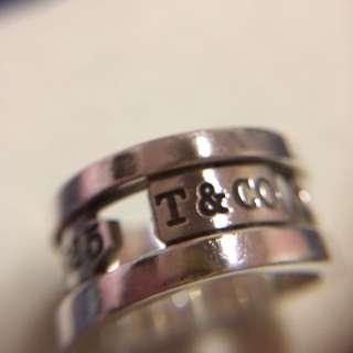 Tiffany 純銀戒指