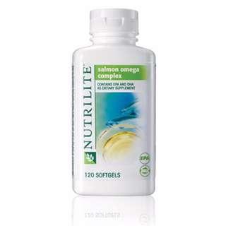 NUTRILITE™ Salmon Omega Complex (120 softgels)
