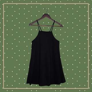 Halter Spag Dress