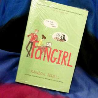 Fangirl by Rainbow Rowell English Book Import