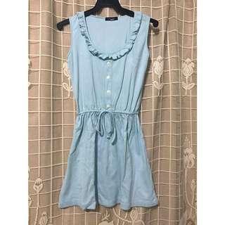 Pre-loved Sky Blue Dress