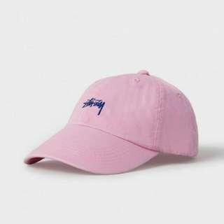 (降售)Stussy 老帽粉