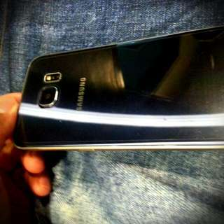 Samsung S6 Edge Sapphire Dark Blue