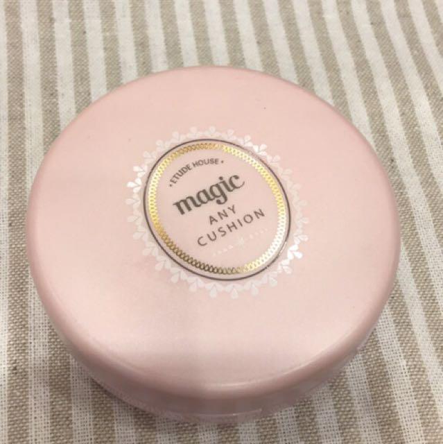 韓國代購 熱銷 部落客小草莓 推薦款 Etude house 打底 飾底 氣墊粉餅