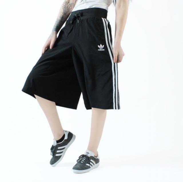 ⭐️全新公司貨 ⭐️愛迪達 Adidas 寬褲 Bj8187