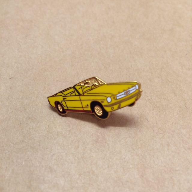 汽車 Car 徽章、別針