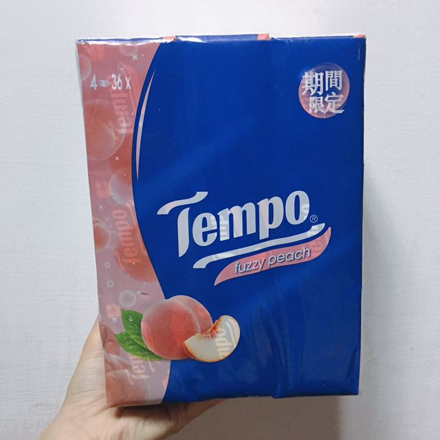 🔺降價 香港 Tempo紙巾(共兩款)