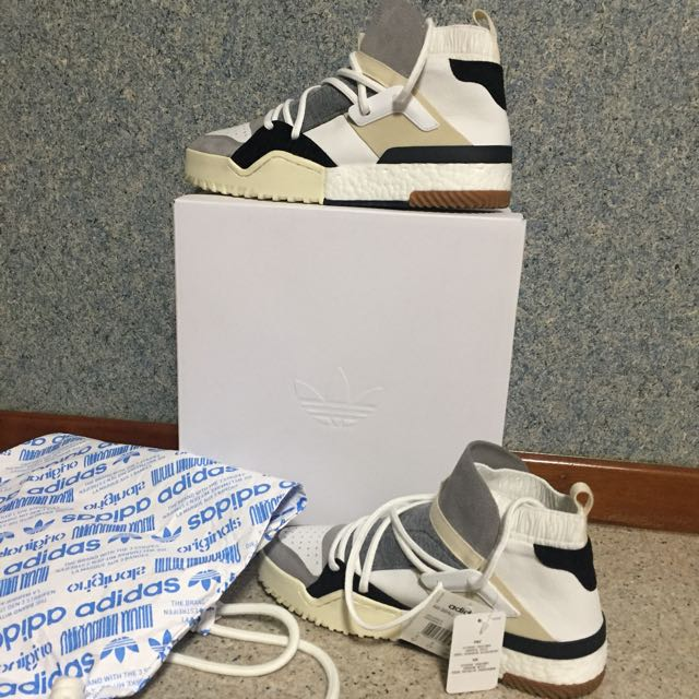 adidas originale x - bball scarpa, moda maschile, le calzature per carousell