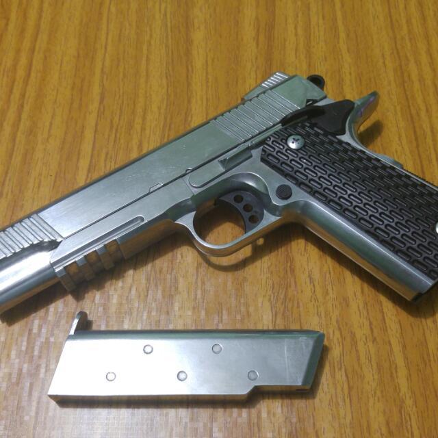 airsoft pistol spring type