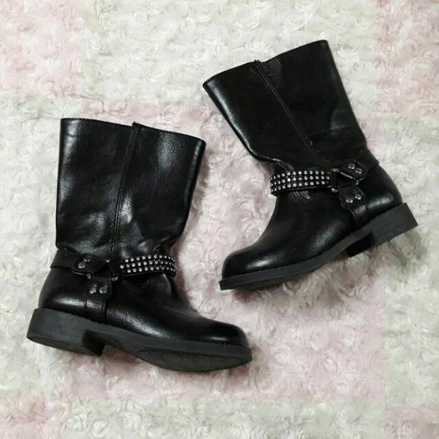 Authentic Cherokee Boots For Toddlers