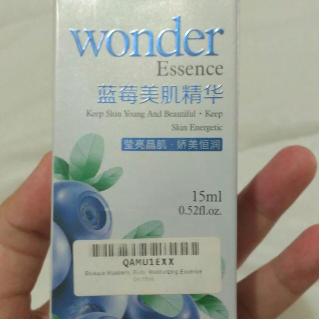 Bioaqua Wonder Essence