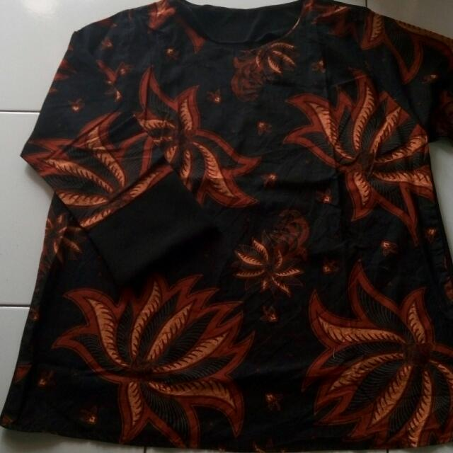 Blouse batik home made