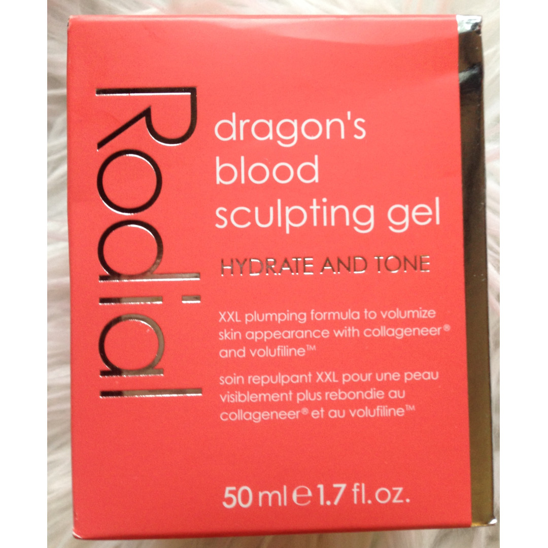 BNIB RODIAL Dragon's Blood Sculpting gel