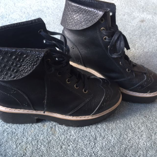 Boots Original Leather