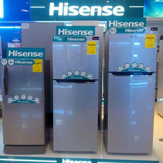 Brand New Hisense 5 3cuft  and 6 2cuft  Semi Automatic