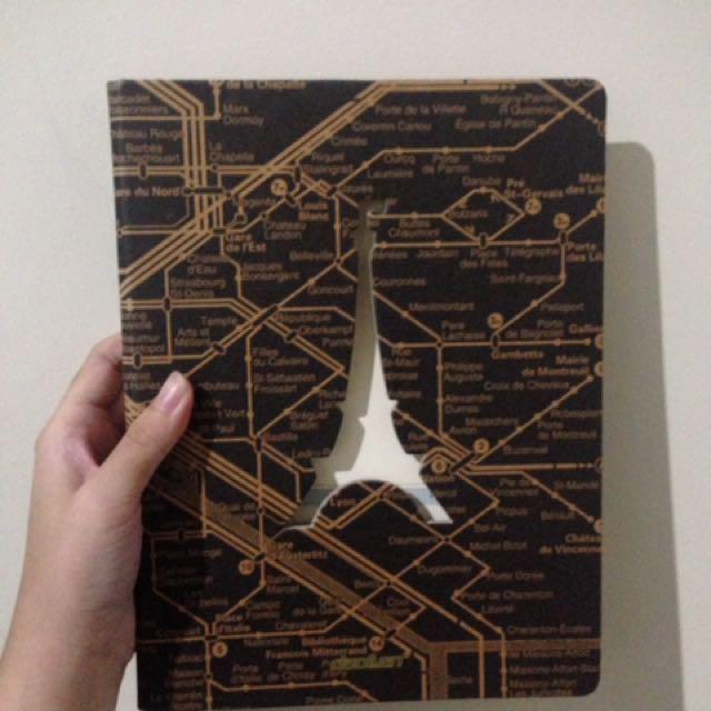 Buku Binder Paris