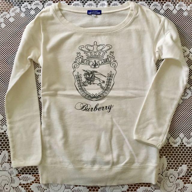 Burberry Blue Label Sweatshirt