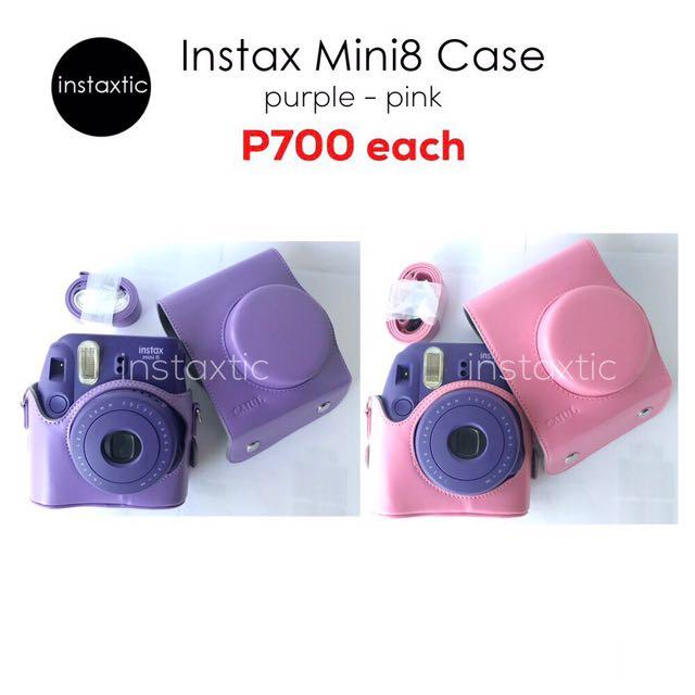 Case For Instax Mini8 / Mini8+ / Mini9