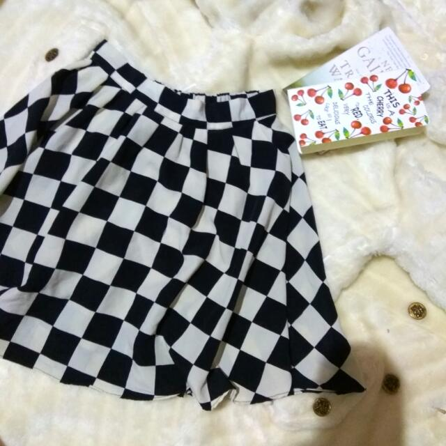 Chess Skirt