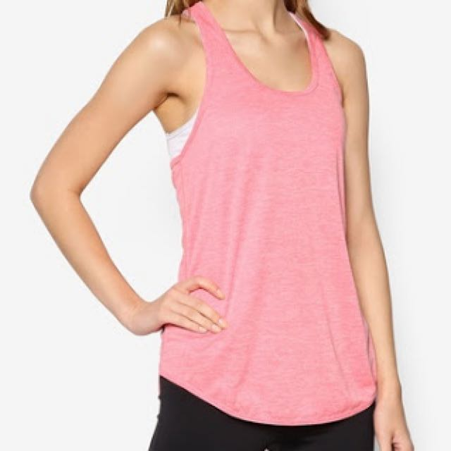 COTTON ON SPORT TANK TOP (tank top untuk gym/senam)