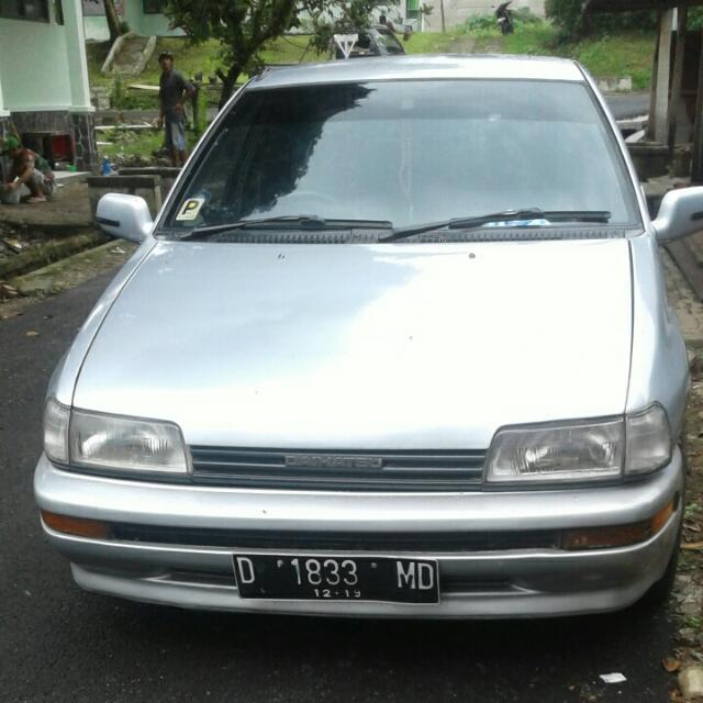 Daihatsu Classy 92 Akhir