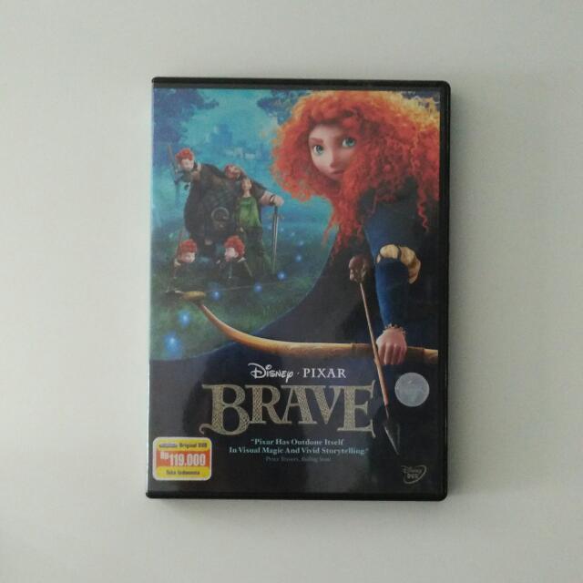 Walt Disney's Brave DVD