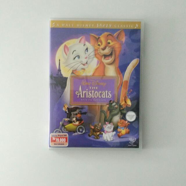 Walt Disney's The Aristocats DVD