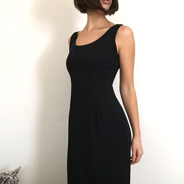 Events Black Business Dress