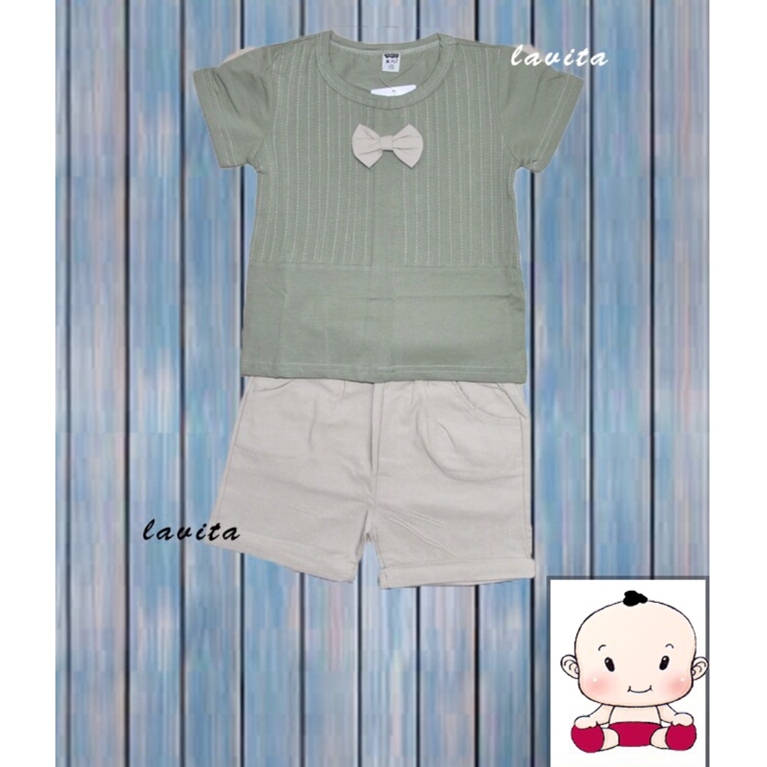Fashion Import: Kaos dan Celana Chino