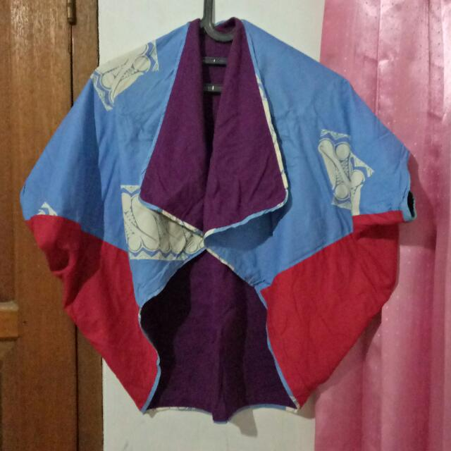 Flip Bathwing Batik Outer