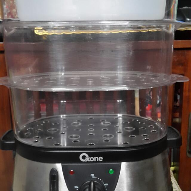 REPRICED !! Food Steamer