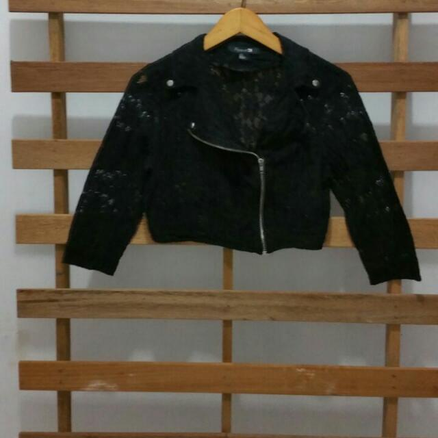 forever21 Lace Jacket