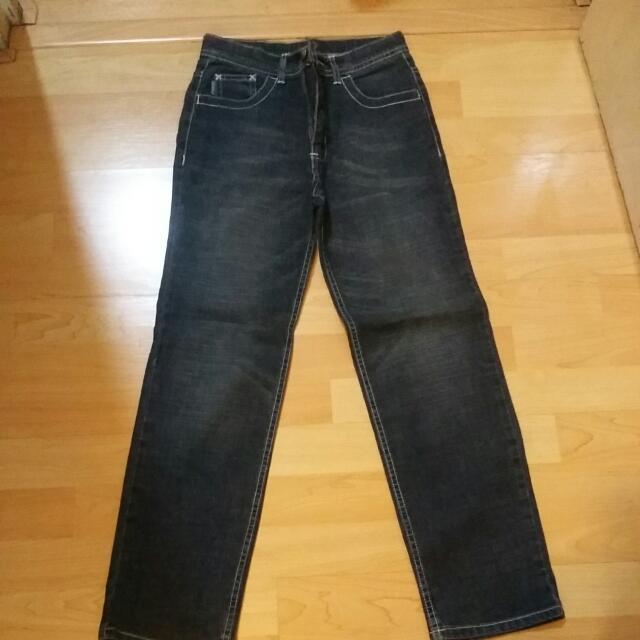 FREEGO Urban Gear Edition Denim Pants For Teens
