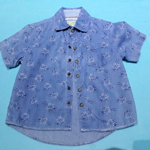 Gingersnaps Polo Size 2