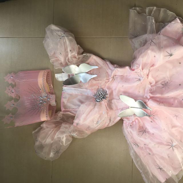 Glinda The Good Witch Ladies Costume
