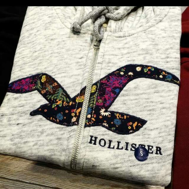 hollister海鷗女外套s號