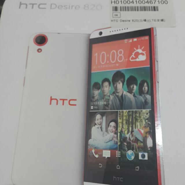 HTC 820