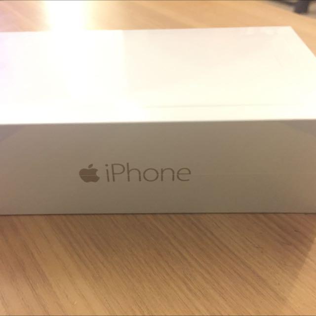 I Phone 6 (32g)全新未拆封
